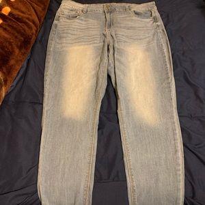 Wax Jean Size: 16